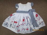 girls 2-3 yrs old dress new