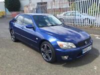 Lexus is200 sport 2.0 automatic 97k £1495