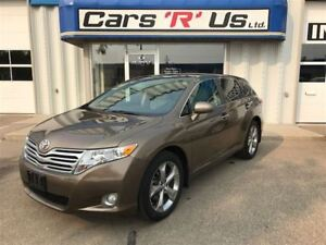 2010 Toyota Venza TOURING AWD LOADED ONLY 15K!