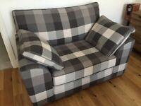 Next snuggle sofa