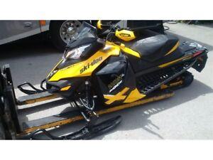 2013 Ski-Doo MXZ 800 X -