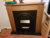next electric fire and surround