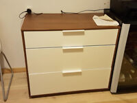 IKEA Nyvoll Chest of Drawers