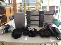 Fantastic complete Playstation 2 bundle with loads of great games!