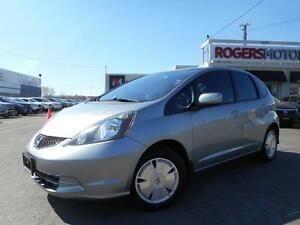 2010 Honda FIT SPORT - 5SPD - POWER PKG