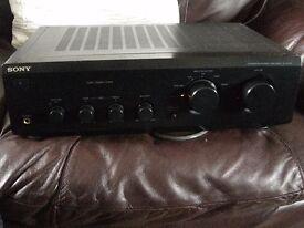 SONY AMP SPEAKERS TA-FE230