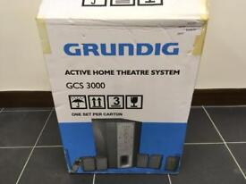 GRUNDING ACTIVE HOME THEATRE SYSTEM GCS 3000