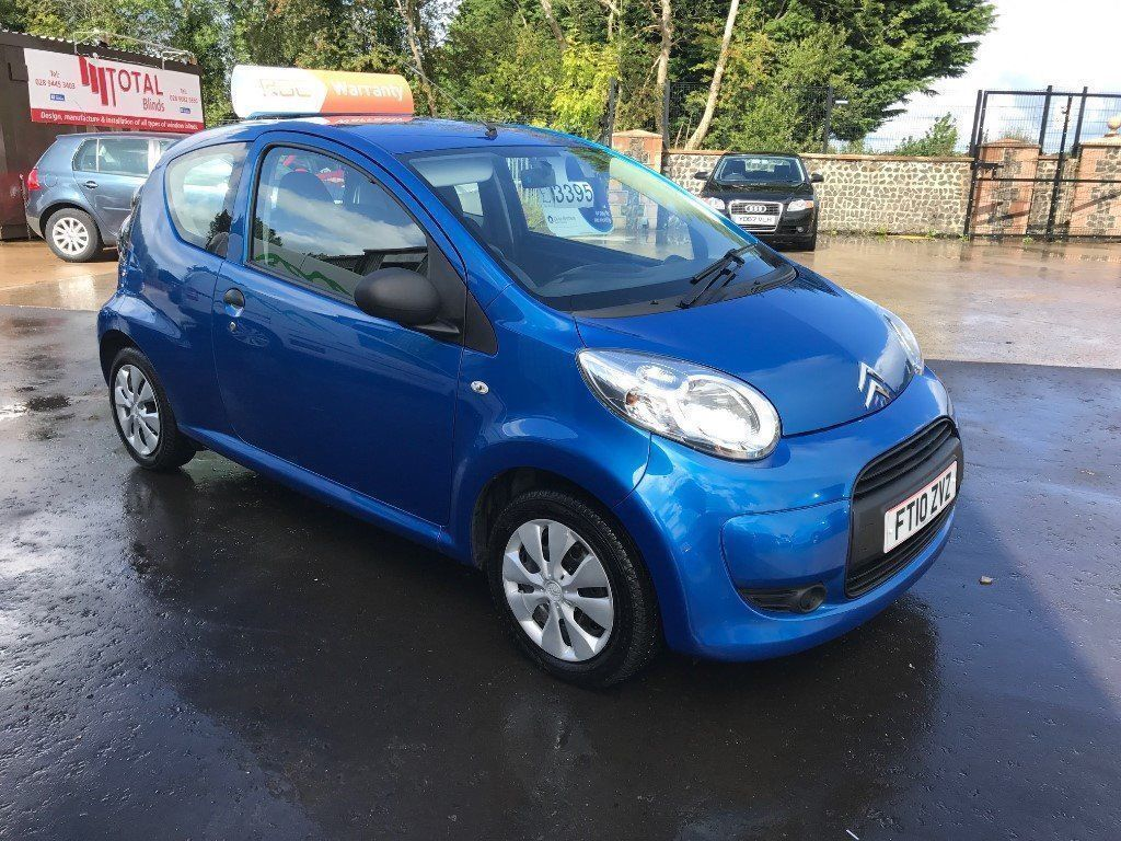 Late 2010 Citreon C1 1.0 VT 3 Door **FINANCE AND WARRANTY** (107,aygo,clio)