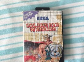 Golden Axe Warrior 'Master System'