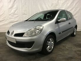 2007 Renault Clio 1.2 16v (75bhp) Extreme 3dr **Full Years MOT**