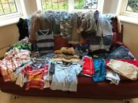 Large Bundle of Boys Clothes Age 1-3. 50 items. Mainly Next but some Jasper Conran, George & F&F.