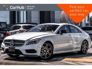 2017 Mercedes-Benz CLS-Class 550 4Matic|Pano_Sunroof|H/K Audio|N