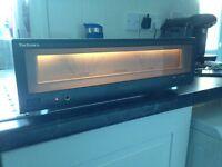 Technics SE-A1000 amp/ SU-C1000 control amp/ SL1210mk2 turntable/ coda free standing speakers(pair)