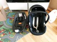 Cybex Aton Infant Car seat and base