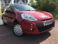 *VIEWING HIGHLY RECOMMENDED*1 LADY OWNER SINCE NEW*2009(59)RENAULT CLIO 1.2 EXTREME 3DR HATCH-51K*