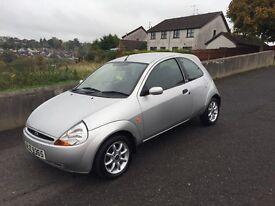 **BARGAIN** 2007 FORD KA ONLY 51000 MILES