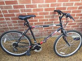 Men's mountain bike bicycle