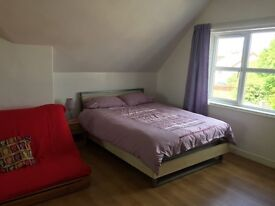 Large double room in shared property
