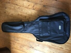 Acoustic Guitar Gig Bag Padded Brand New From Thomann Unwanted Gift