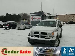 2007 Dodge Nitro SE 4x4 Managers Special