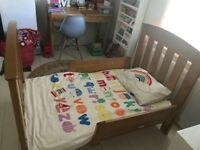 Boori Cot Bed & Mattress