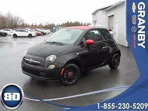2015 Fiat 500 Pop  AIR  CLIMATISE  MANUELLE