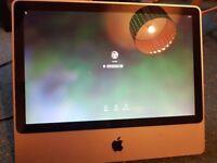 IMAC A1224 20' 4GB Ram 1Tb HDD Working!!!
