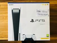 Sony Playstation 5 Disc Edition   New, Sealed  