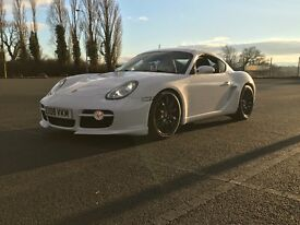 Porsche Cayman S - Beautifully presented, Perfectly Specced.