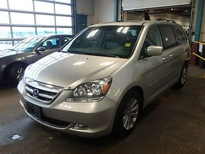 2007 Honda Odyssey TOURING/CUIR-TOIT- DVD/7 PASSAGERS