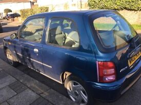 Nissan Micra mileage 24k only so drives like 17 model
