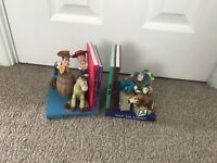 Toy story book ends