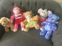 Build a bear soft toys