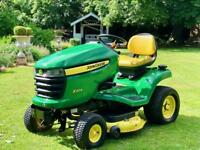 "John Deere X304 Ride On Mower - 42"" Mulch Deck - Countax/Kubota/Honda/Stiga"
