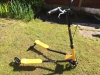 YELLOW FLICKER FOR SALE £12
