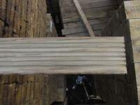 Timber decking board 120mmx28mmx4.2m