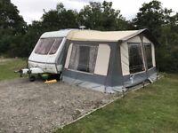 Swift Charisma 230 2 berth caravan