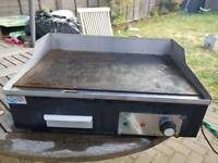 Used griddle