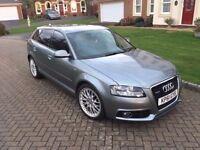 2011 Audi A3 S Line Tdi, 1.6 TDI Diesel, 5DR, Manual Stage 1 DPF Delete 1 Year MOT