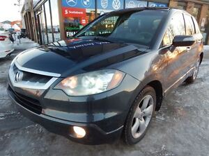 2007 Acura RDX w/Technology Package