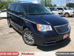 2014 Chrysler Town & Country Touring-L | LEATHER | CAM | HEATED