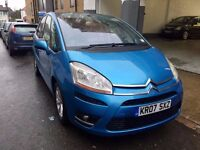 Citreon C4 Picasso Exclusive Automatic 2.0 Hdi Diesel 67,000 Miles