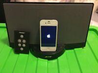 BOSE SoundDock Series - Digital Sound System (iPhone Dock)