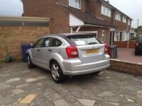 Dodge Caliber 2.0 TD SXT Sport Hatchback 5dr Diesel Manual