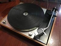 Thorens TD 150 MKII Vintage Turntable/ Record Player