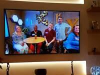 60inch samsang HD 3D tv