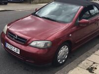 OPEL ASTRA BERTONE, 2003, (LEFT HAND DRIVE), COMPLETE FRONT END, FOR SALE