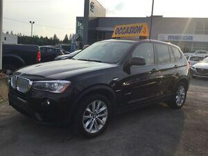 2015 BMW X3 xDrive28i ** COMME NEUVE **