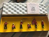 Britains Toy Soldiers - Royal Marine Light infantry