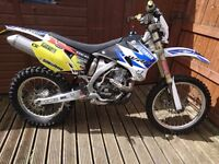 Yamaha WR250F WRF 290 Enduro PX and Delivery possible
